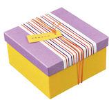 Z&K(ゼットアンドケイ) ギフトボックス 29−105 シマ│ラッピング用品 ギフトボックス(組み立て)