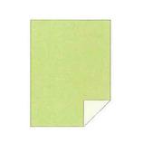Z&K(ゼットアンドケイ) ミニペーパー 手もみ和紙 31−143 ライトグリーン│ラッピング用品 包装紙・ラッピングペーパー