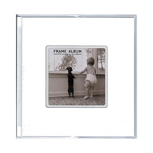 Z&K フレームアルバムS 60-001 ホワイト