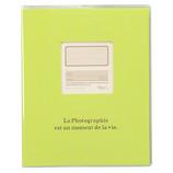 Z&K ピタットアルバムファブリックFS 60−625 イエローグリーン