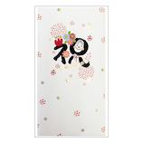 【年賀用品】 Z&K(ゼットアンドケイ) 笑福札用封筒 65−145 祝 3枚入