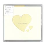 Z&K(ゼットアンドケイ) ピタットアルバム ダイカットフレーム 66‐027 ツイストハート