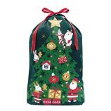 【クリスマス】 ゼットアンドケイ(Z&K) ギフトバッグ クリスマスツリー│ラッピング用品 ラッピング袋