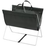 サイドワゴン R−357 ブラック│収納・クローゼット用品 収納ボックス