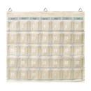 ウォールポケット マチ付カレンダーポケット キナリ W-419