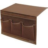 ベッドサイドポケット4P W-425 ブラウン