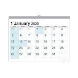 【2020年版・壁掛】エヌ・プランニング B3 ブルーポイント CK‐01