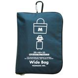 ノーマディック ワイドバッグ M FO35 紺│旅行用収納グッズ トラベルポーチ・ランジェリーケース