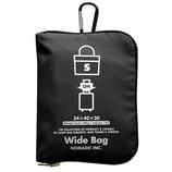 ノーマディック ワイドバッグ S FO36 ブラック│旅行用収納グッズ トラベルポーチ・ランジェリーケース