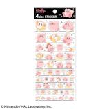 カミオジャパン 4サイズステッカー 星のカービィ Kirby COTTON CANDY 04662 星のカービィ│ボールペン 多機能ペン