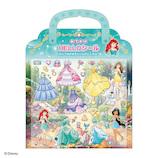 カミオジャパン おでかけHELLOシール 07916 ディズニープリンセス2│シール シール・ステッカー