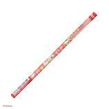カミオジャパン かきかた鉛筆 赤 14912 チップ&デール│鉛筆・鉛筆削り 鉛筆
