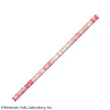 カミオジャパン かきかた鉛筆 赤 星のカービィ Kirby COTTON CANDY 14914 LOVELY SWEET│鉛筆・鉛筆削り 鉛筆