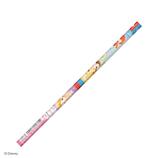 カミオジャパン かきかた鉛筆 赤青 16801 ディズニー プリンセス