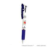 カミオジャパン ジェットストリーム 3色ボールペン 0.5mm リトルミイ│ボールペン 多機能ペン