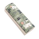 カミオジャパン ムーミン クロス付きメガネケース 23040 ムーミンとリトルミィ