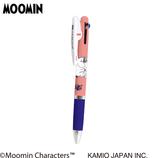 カミオジャパン ジェットストリーム 3色ボールペン 0.5mm 29787 ムーミン/チェア│ボールペン 多機能ペン
