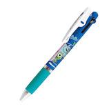 カミオジャパン ジェットストリーム 3色ボールペン 84714 0.5mm モンスターズインク