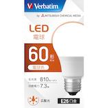三菱ケミカルメディア LED電球 LDA7L−G/LCV3 電球色