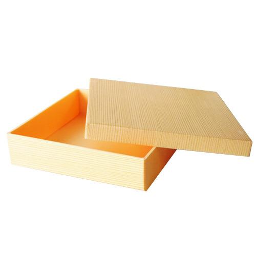 木目6.5寸 折箱