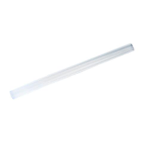 極太ストロー 21cm 半透明20本 径15mm