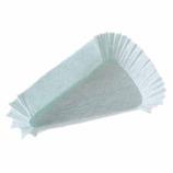 ケーキ敷紙 5寸トルテ ホワイト 45P