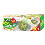 ケミカルジャパン シンクにペタッと穴あきゴミ袋 コンパクトサイズ 50枚 PT‐50S│水周り用品 三角コーナー