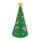 【クリスマス】 イズミ  カウントダウンツリー(立体) 【店頭のみ商品】