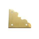 コニ・ビオラ 真鍮飾金具 三角 K-60 4個入