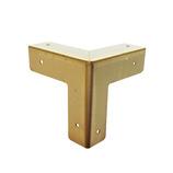 コニ・ビオラ 真鍮飾金具 三つ折 K-63 2個入
