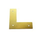 コニ・ビオラ 真鍮飾金具 直角 K-66 4個入