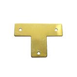 コニ・ビオラ 真鍮飾金具 T字 K-67 4個入