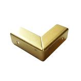 コニ・ビオラ 真鍮飾金具 角金具 小 K-69 2個入