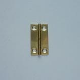 コニビオラ 真鍮 丁番 金 30mm H‐2 4個