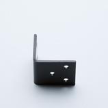コニ・ビオラ 巾広金折 黒40mm K-284 1ヶ│チェーン・金具 補強金具・金折れ