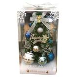 【クリスマス】 デコワイド ブルークリスタル WG−7922