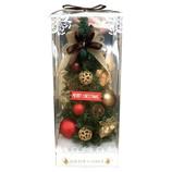 【クリスマス】 デコスリム プレゼントボックス WG7928