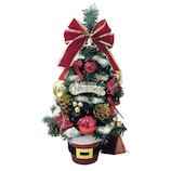 【クリスマス】 ビッグツリー サンタクロース WG−9932