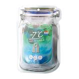 ほんやら堂 マイナス7℃ UVストール 保冷剤付 UVC58160 ライトグレー