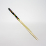 カブキ菜箸 尺1 黒