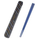 ダッパー 箸&ケース サックス