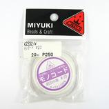 ミユキ モノコード K2332 W シロ