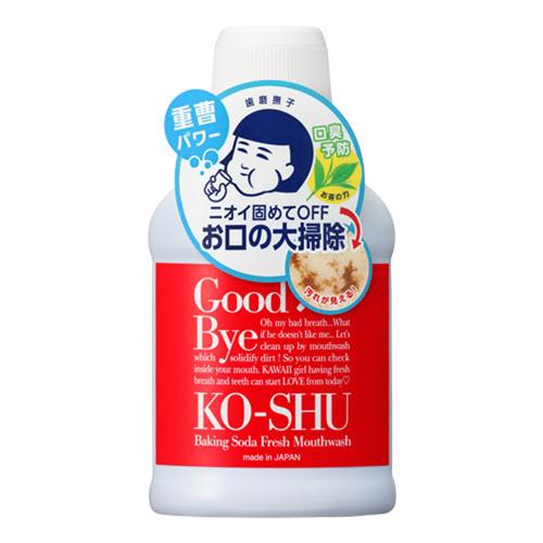 石澤研究所 歯磨撫子 重曹すっきり洗口液 200mL