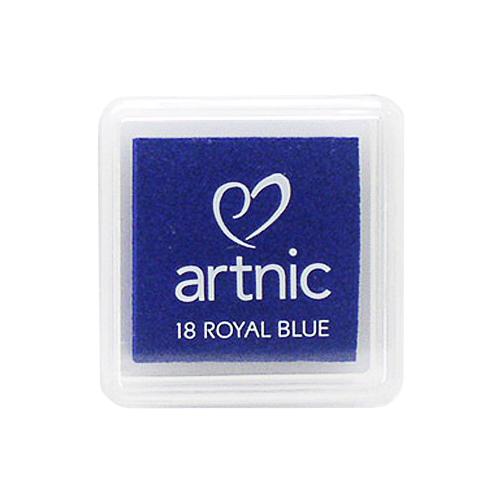 ツキネコ アートニックS AS18 ロイヤルブルー