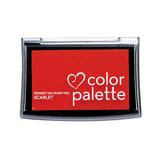 ツキネコ カラーパレット1色 14 スカーレット