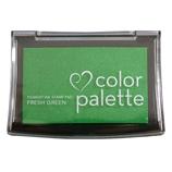ツキネコ カラーパレット1色 22 フレッシュグリーン