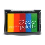 ツキネコ カラーパレット5色 CP501 プライマリー