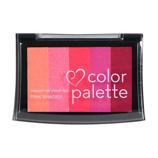 ツキネコ カラーパレット5色 CP505 ピンクシェイド
