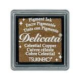 ツキネコ デリカータS DES−193 セレスチャルカッパー│スタンプ エンボスパウダー・スタンプパッド