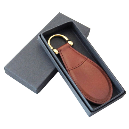 近藤 レザーシューホン ブラウン│靴磨き・シューケア用品 靴べら・シューホーン